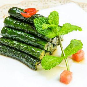 黃瓜的家常做法 黃瓜減肥法
